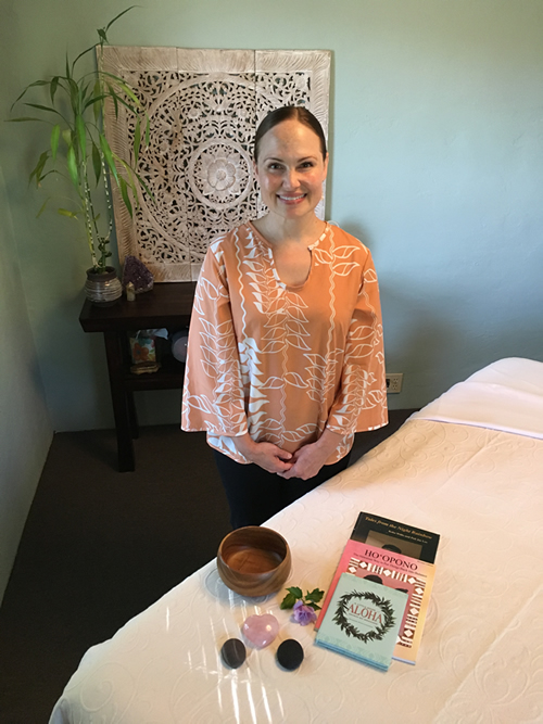 Annie Massage Therapist in Quincy
